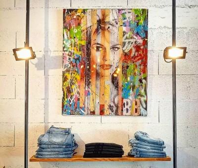 Exposition - Boris Itamard - Concept Store Mme Bavarde - Porto-Vecchio