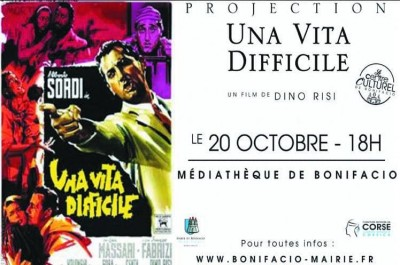 Projection du film « Une vie difficile »