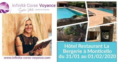 Consultations Voyance - Guidance & Soin - Sophie Vitali - Monticello - Balagne