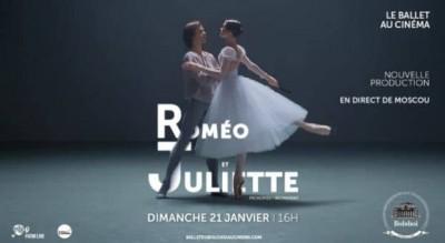 Roméo et Juliette (Bolchoï-Pathé Live)