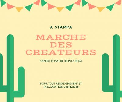 Marché des créateurs - A Stampa - Tavaco