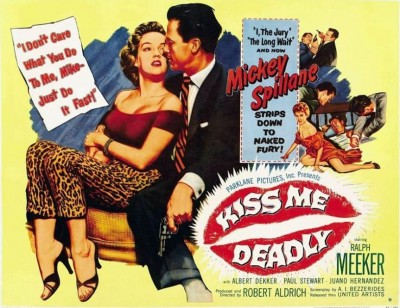 Punchline Ciné-Club : Kiss me deadly de Robert Aldrich