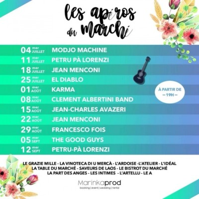 The Goods Guys - Les Apéros du Marché
