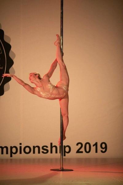 Marie Moulin Workshop Pole - Pole Dance Bastia - Tragone - Biguglia