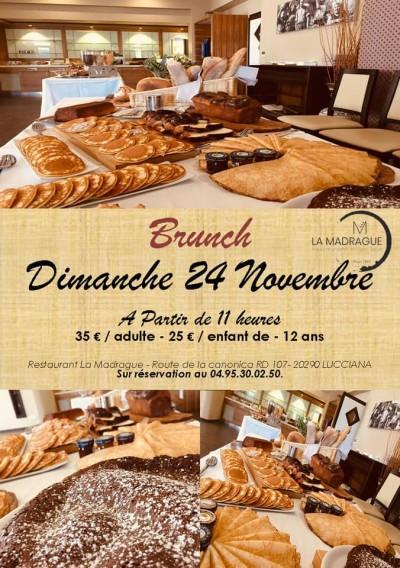 Brunch - Restaurant La Madrague - Lucciana