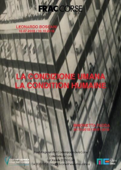 La condition humaine - Simonetta Fadda