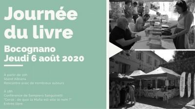 Journée du livre corse - Conférence Sampiero Sanguinetti - Bocognano