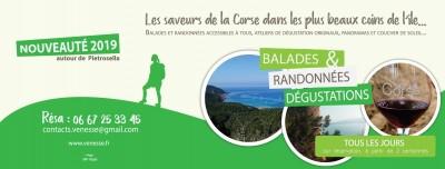 Balades Randonnées et Dégustations - Les saveurs de la Corse dans les plus beaux coins de l'île - Pietrosella