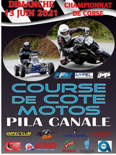 4ème Course de Côte - Pila Canale
