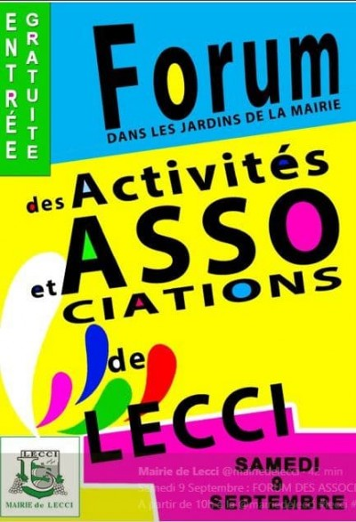 Forum des Associations à Lecci