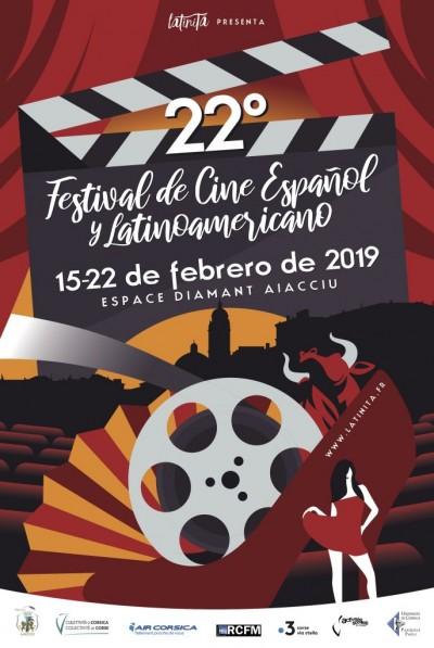 22ème édition du Festival du cinéma Espagnol