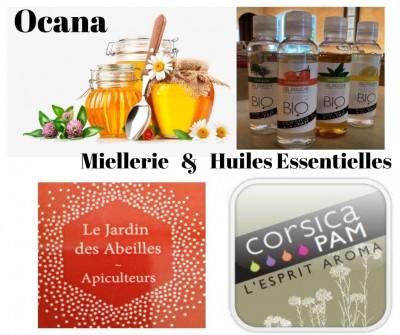Le Pays d'Ajaccio fête le Printemps - Ocana : Miellerie et huiles essentielles