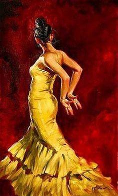 Ateliers Flamenco Avec Paca Santiago