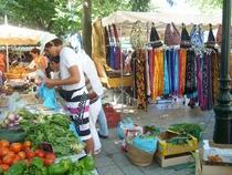 Les Marchés Traditionnels à Bastia Et Bio Mercatu