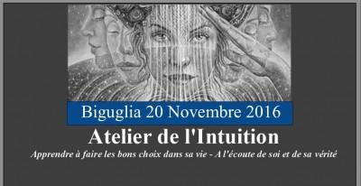 Atelier De L'intuition avec Patricia Vadrot Pinna