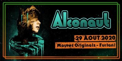 Alconaut en concert - Maures Originals - Furiani