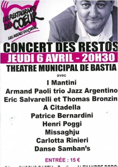Concert Des Restos