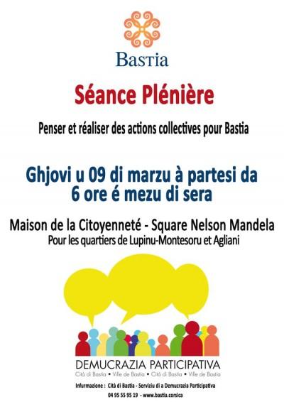 Séance plénière de Lupinu-Montesoru et Agliani