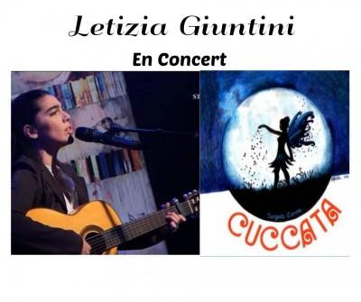Letizia Giuntini en concert