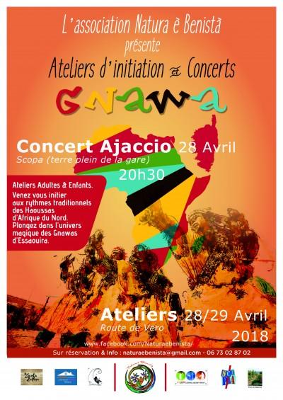 Apéro Concert Gnawa