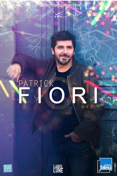Patrick Fiori en concert au Palatinu - Ajaccio