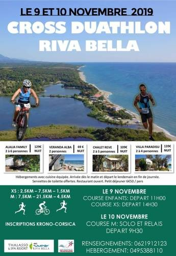 Cross duathlon - Riva Bella - Linguizzetta