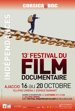 13ème Festival International du film documentaire - Espace Diamant - Ajaccio