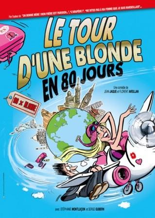 Le Tour d'une Blonde en 80 Jours - Palais des Congrès - Ajaccio