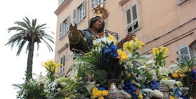 Fête de la Ville d'Ajaccio - A Madunuccia