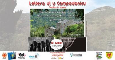 Lettera di u Campodonicu - Cervioni