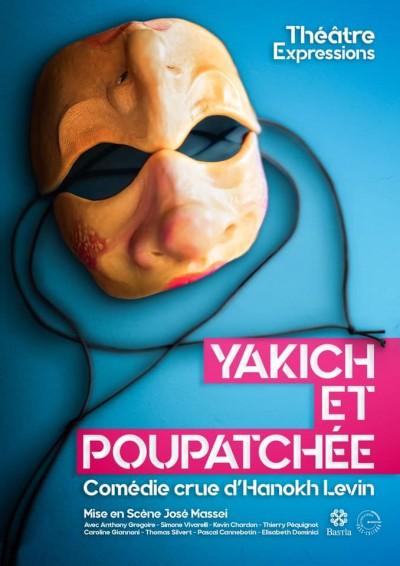 Yakich et Poupatchee - Théâtre Expressions - Théâtre Sant'Angelo - Bastia