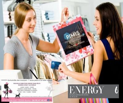 Bastia accueille PIMIS et la carte de fidélité du commerce local