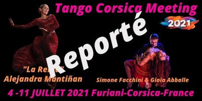 Tango Corsica Meeting # 2 - IGESA -  Village club la Marana - Furiani