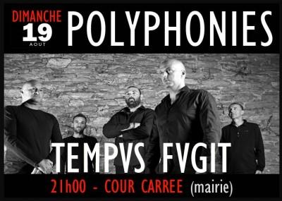 Tempvs Fvgit en concert à Bonifacio