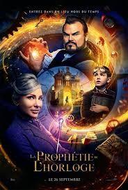 La Prophétie de l'Horloge - Cinéma l'Excelsior - Abbazia