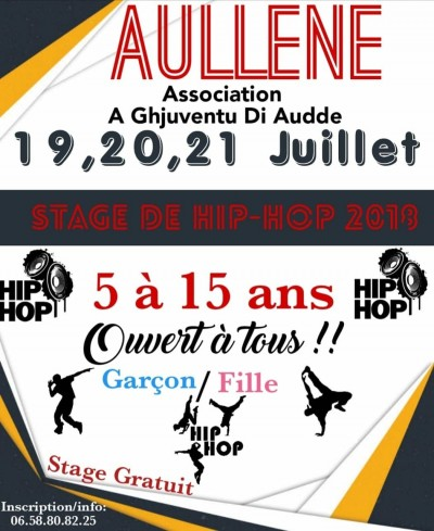 Stage & Spectacle de Hip Hop