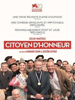 Citoyen d'honneur - Cinémathèque de Corse - Porto-Vecchio