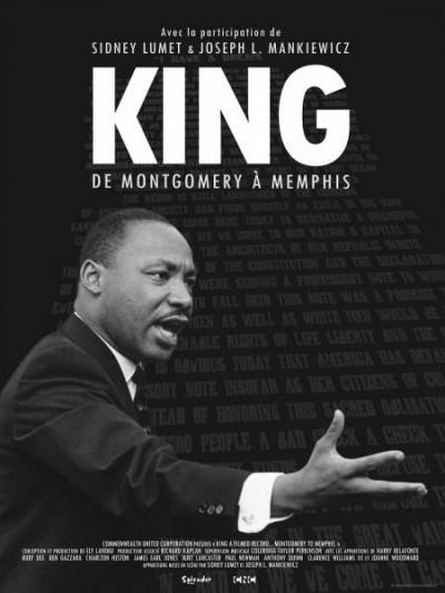 Projection du film King : de Montgomery à Memphis - Ellipse Cinéma - Ajaccio