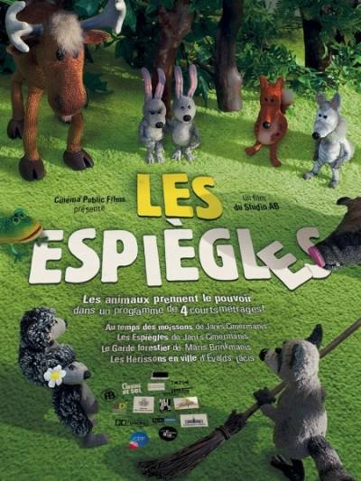 Ciné Goûter - Les espiègles - Cinémathèque de Corse - Porto-Vecchio