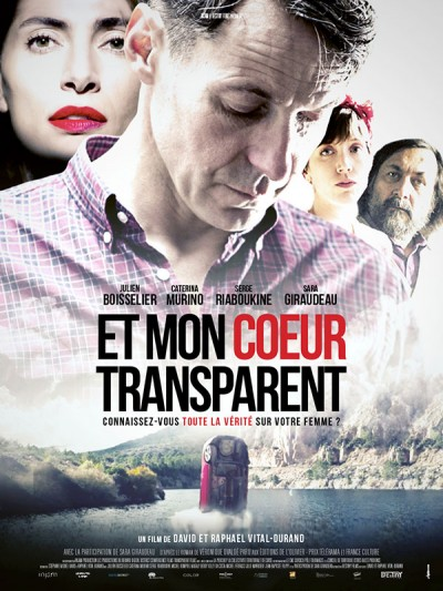 Ciné Café - Et mon coeur transparent - David et Raphaël Vital-Durand - Casa di Lume - Calvi