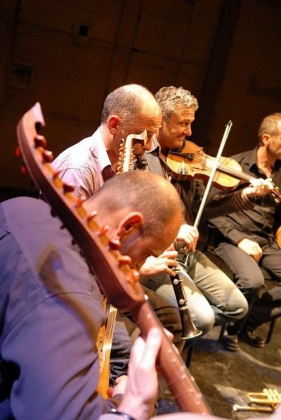 A Cumpagnia - Centre de Création Musicale Voce - Auditorium De Pigna