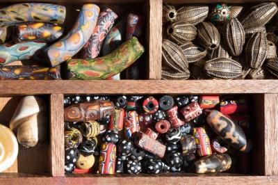 Atelier créatif Perles et grigris - Parc de Saleccia - Monticello - Balagne
