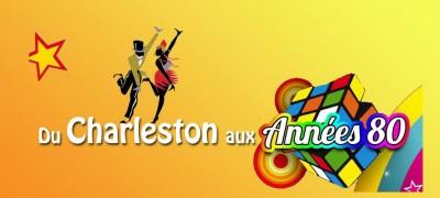 """Stage et Soirée """"du Charleston aux Années 80"""" - Cargèse"""