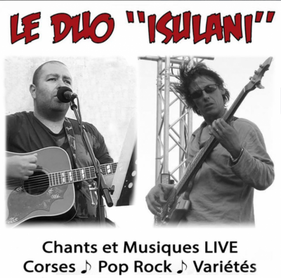 Duo Isulani - Camping des Oliviers - L'Ile-Rousse
