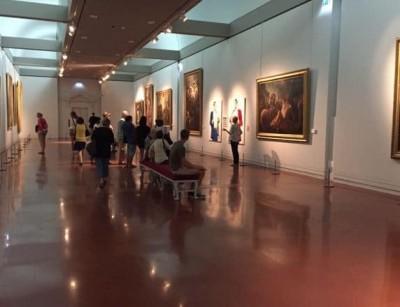 Une visite surprenante : Les chefs d'œuvres du Palais Fesch- Musée des Beaux-arts - Ajaccio