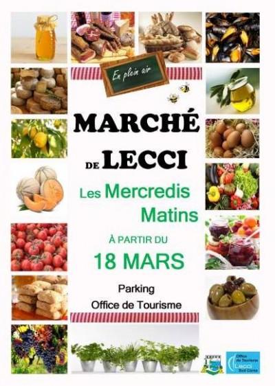 Marché De Lecci