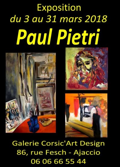 Exposition Paul Pietri