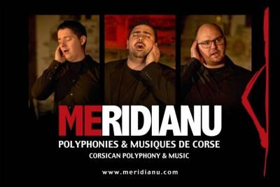 Meridianu en Concert à Algajola