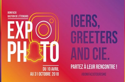 Exposition photos « Igers, Greeters and Cie »