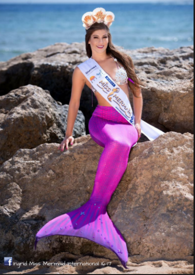 Miss Mermaid International -  L'Ile Rousse